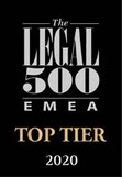 ALRUD took leading position in the Legal 500 EMEA 2020 rating