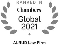 ALRUD law firm confirms high position in Chambers Global 2021